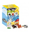 XINGBAO 18003 Cute Brick Puppy Building Bricks Toy Set