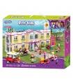 XINGBAO 12001 Happy Teaching Building Building Bricks Toy Set