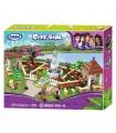 XINGBAO 12004 The Corner Of The School Building Bricks Toy Set