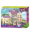 XINGBAO 12006 The Happy Dormitory Building Bricks Toy Set