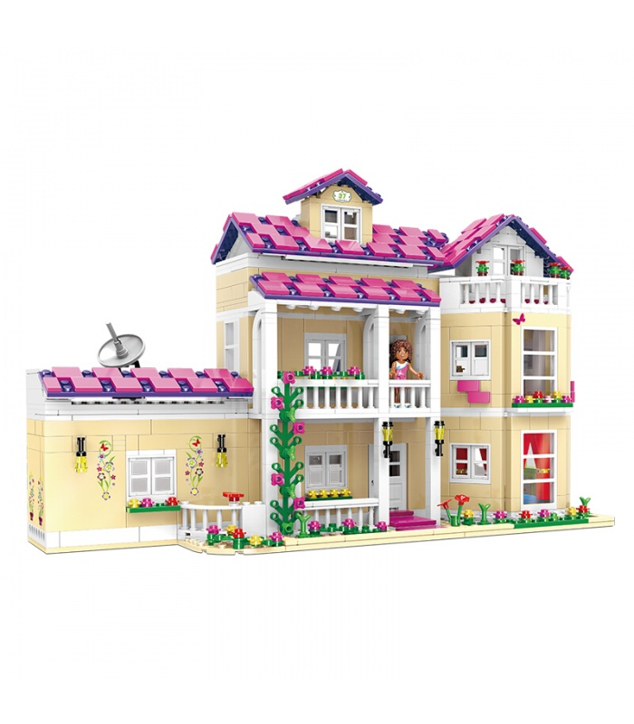XINGBAO 12006 The Happy Dormitory Building Bricks Set