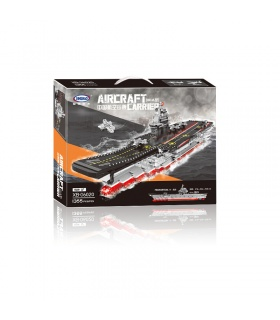 XINGBAO 06020 Aircraft Carrier Building Bricks Set