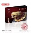 XINGBAO 04002 чужой дом Chestbuster игрушка кирпичи комплект