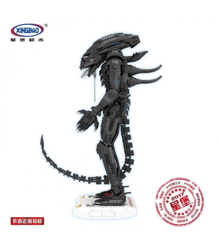 XINGBAO 04001 Alien Xenomorph Warrior Baustein Set