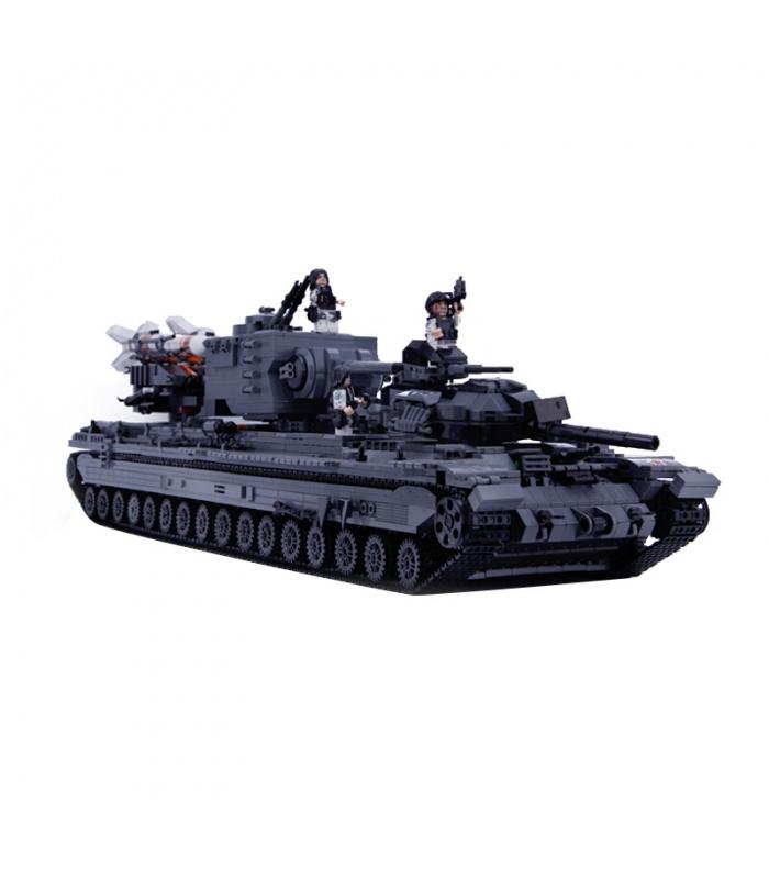 XINGBAO 06006 Soviético KV-2 Tanque de Ladrillos de Construcción Conjunto