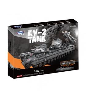 XINGBAO 06006 Sowjetisches KV-2 Panzerbausteinset