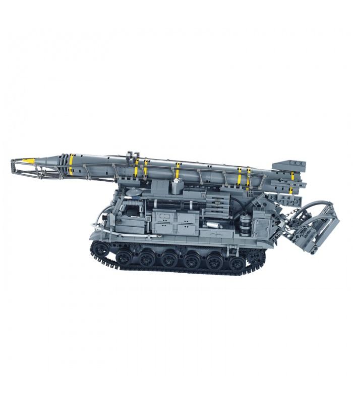 XINGBAO 06005 Military Tanks 8U218 TEL 8K11 Building Bricks Set