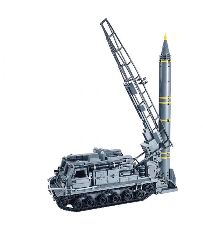 XINGBAO военно-06005 танки 8U218 тел. 8К11 строительного кирпича комплект