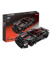 XINGBAO 07003 Assassin X-19 Future Auto Building Bricks Spielzeugset