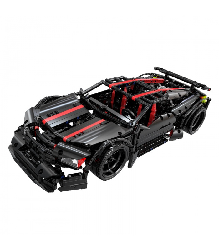 XINGBAO 07003 Assassin X-19 Future Car Building Bricks Set
