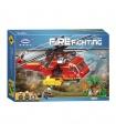 XINGBAO14004森林災救援のブ玩具セット