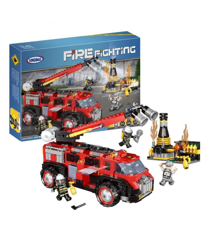 XINGBAO 14005 промышленных пожарно-спасательные строительного кирпича комплект