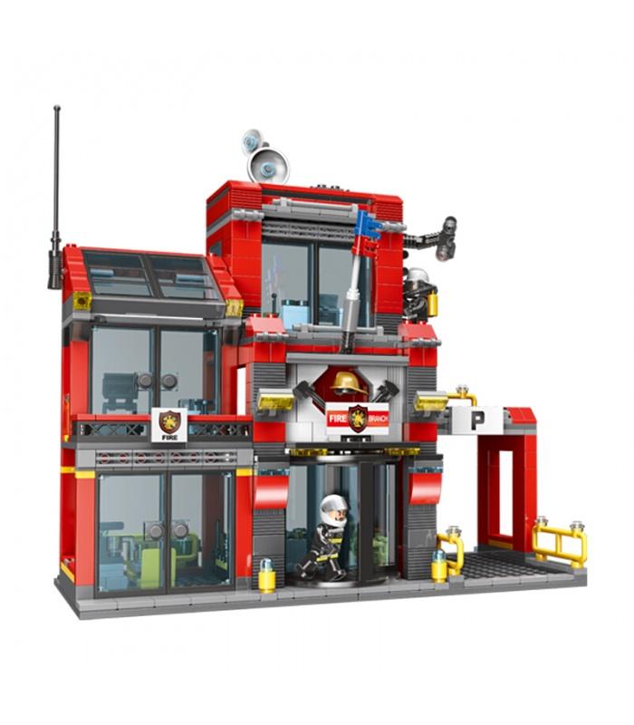 XINGBAO 14006 Feu Sixième Branche de Construction Briques Jeu