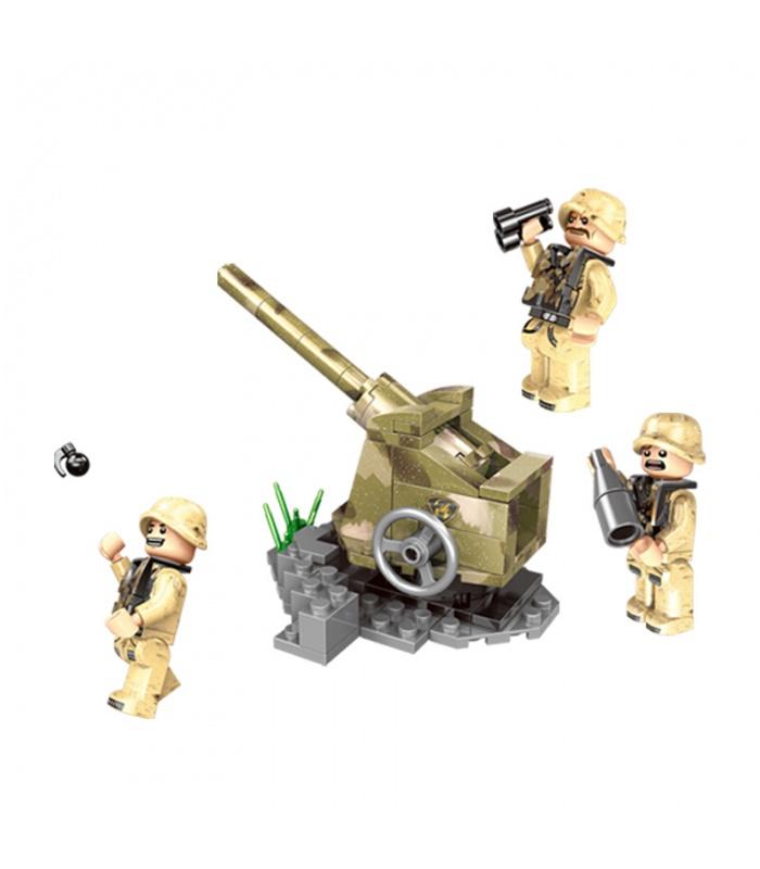 XINGBAO 06022 А10 боевого авиастроения кирпича