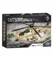 XINGBAO 06025 WZ10 Helicopter Building Bricks Toy Set