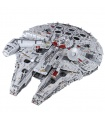 Custom Star Wars Millennium Falcon Building Bricks Set 8445 Pieces