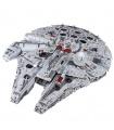 Personalizado De Star Wars Halcón Milenario Edificio De Ladrillos De Juguete Set 8445 Piezas