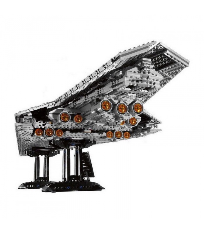 Custom Star Wars Super Star Destroyer Building Bricks Set 3208 Pieces