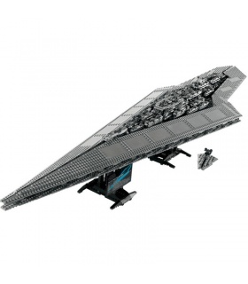 Personalizado De Star Wars Super Star Destroyer Edificio De Ladrillos De Juguete Set 3208 Piezas