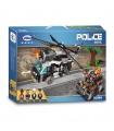 XINGBAO 10004 Chasing The Poachers Building Bricks Toy Set