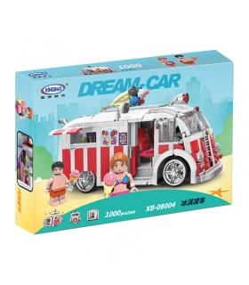 XINGBAO 08004 Ice Cream Car Building Bricks Set
