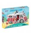 XINGBAO 08004 мороженое автомобиль строительного кирпича игрушка набор