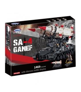 XINGBAO 06007 SA-4 Ganef Bausteine-Set