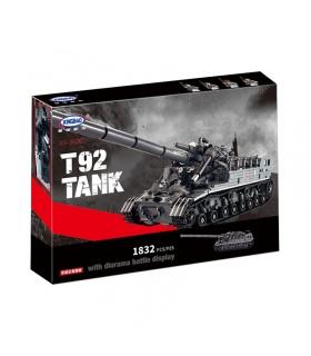 XINGBAO 06001 T92 Panzerbausteinset