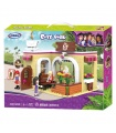 XINGBAO 12011 Coffee Time Building Bricks Toy Set