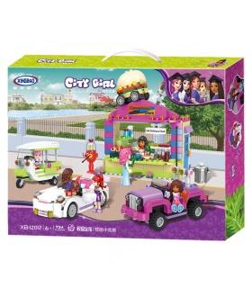 XINGBAO 12012 Compatible Legoing Edificio de Ladrillos Conjunto