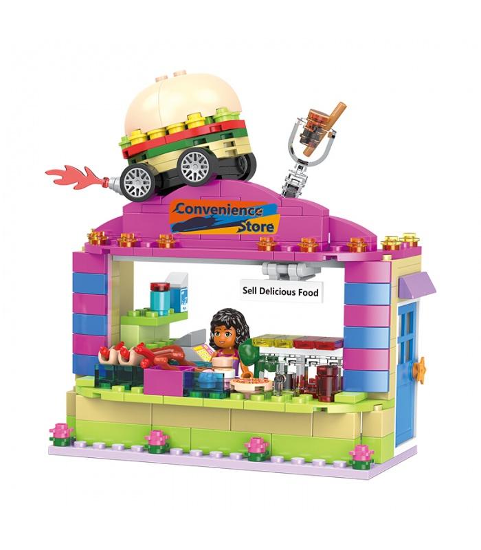 XINGBAO 12012 совместимы Legoing строительного кирпича комплект