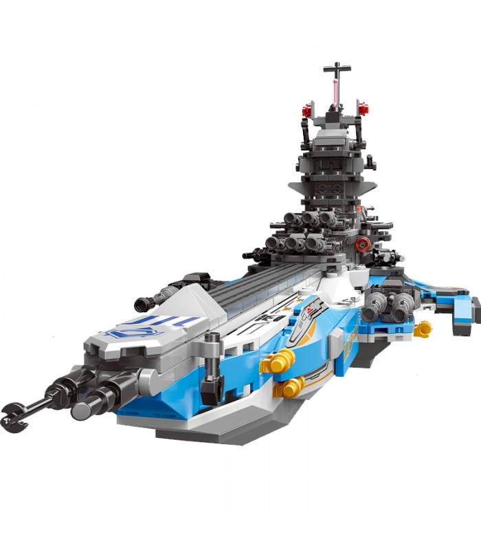 XINGBAO13001戦艦建材用煉瓦セット