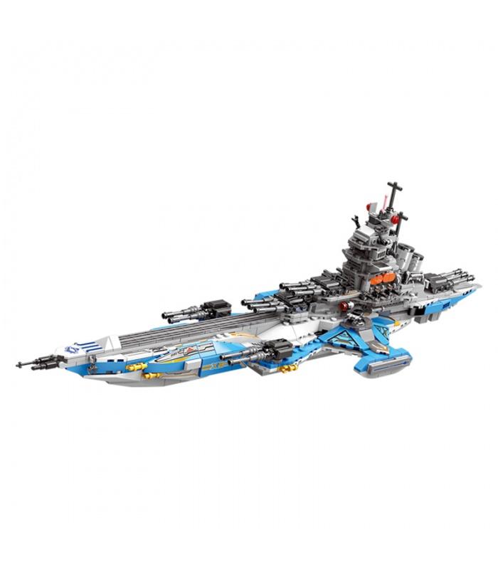 XINGBAO 13001 Kampfschiff, Bausteine-Set