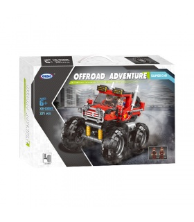 XINGBAO 03025 Bigfoot Off-road Vehicles Building Bricks Set