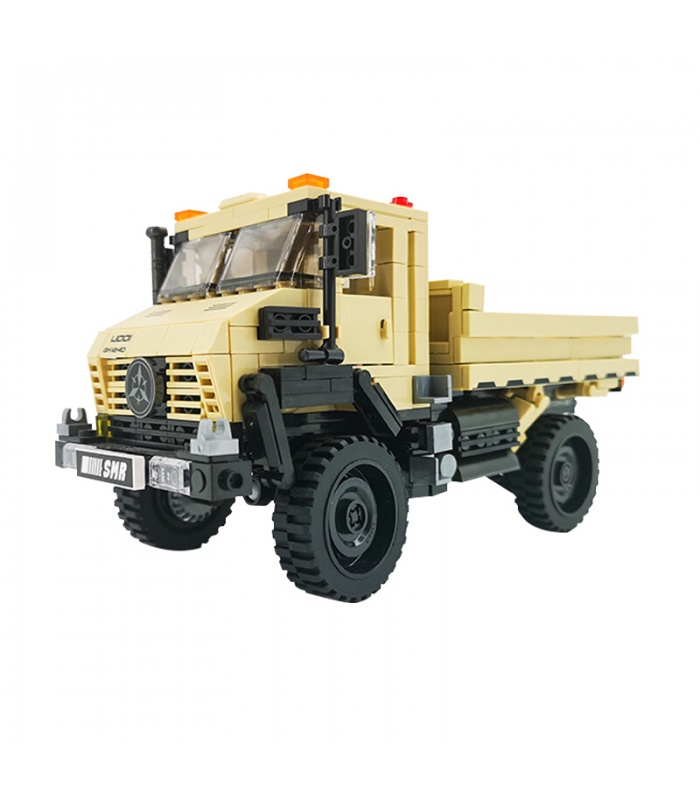 XINGBAO 03026 Truck Cross Country Building Bricks Set