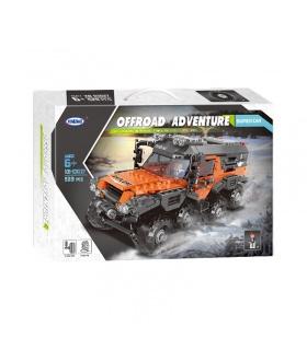 XINGBAO 03027 All-terrain-Fahrzeug-Bausteine-Set