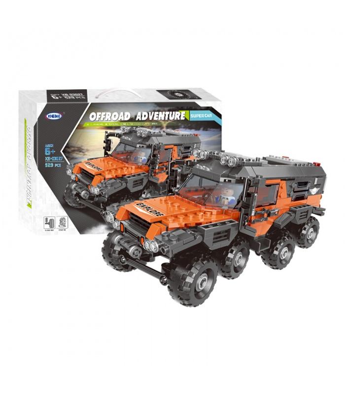 XINGBAO 03027 All-terrain Vehicle Building Bricks Set