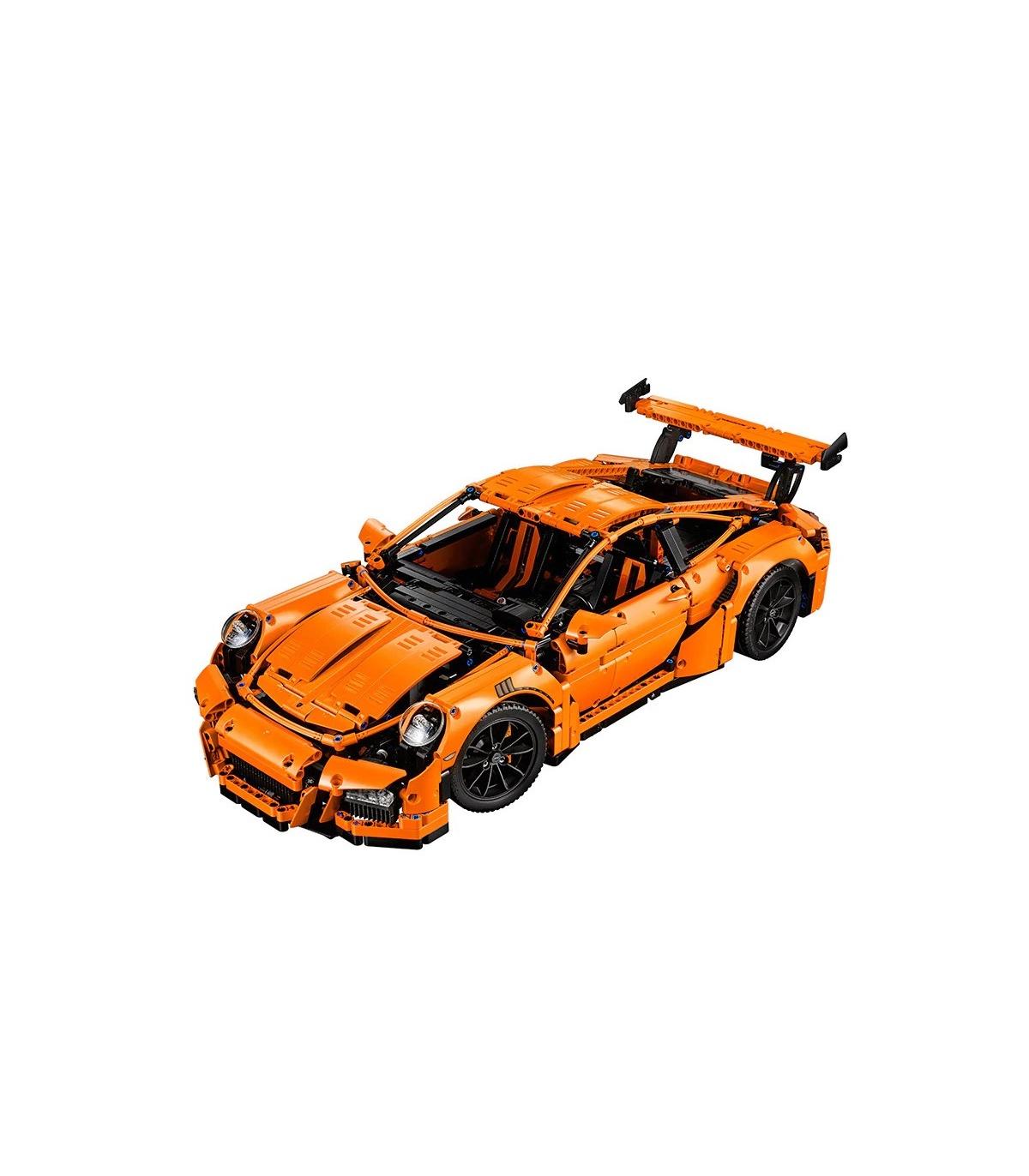 Custom Technic Porsche 911 Gt3 Rs Compatible Building Bricks
