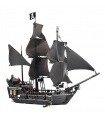 Custom Pirates of the Caribbean The Black Pearl Building Bricks Set
