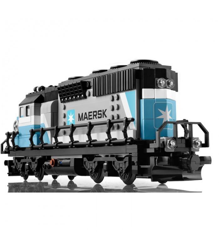 カスタムMaersk車対応のブ玩具セット1234個