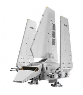 カスタムスター-ウォーズ帝国のシャトル建物の煉瓦玩具セット2503個