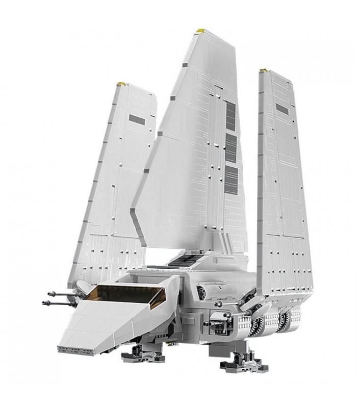 Custom Star Wars Imperial Shuttle Bausteine Spielzeug-Set 2503 Stück