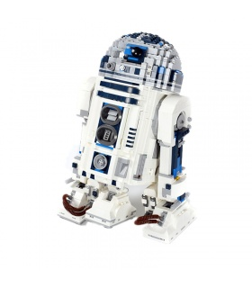 Custom Star Wars R2-D2 Compatible Building Bricks Toy Set 2127 Pieces