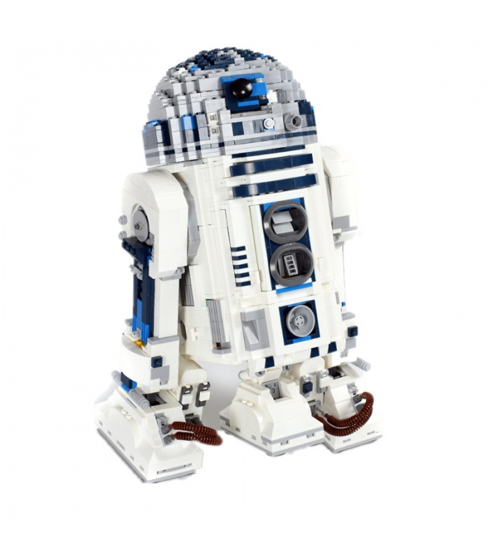 Custom Star Wars R2-D2 Compatible Building Bricks Toy Set 2127 Pieces