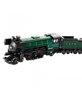 Custom-Emerald Night Train Kompatible Bausteine Spielzeug-Set 1085 Stück