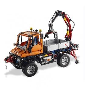Custom Technic Mercedes-Benz Unimog U 400 Building Bricks Set 2088 Pieces