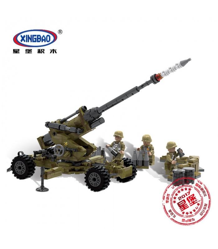 XINGBAO06011スコーピオンシンディキャノンビルレンガの設定