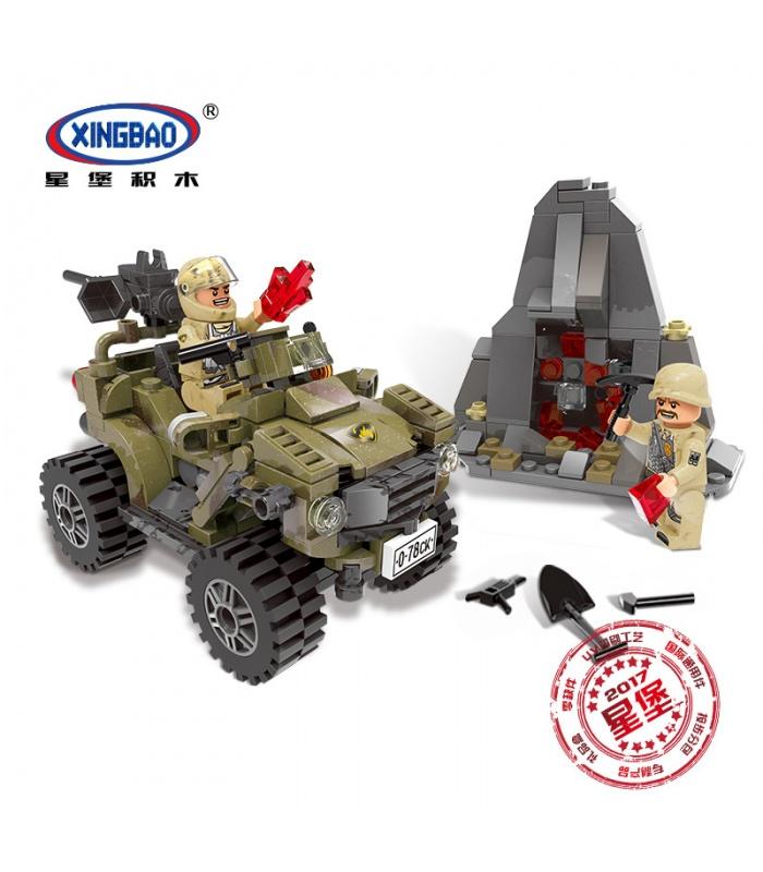 XINGBAO 06010 Опра песок строительный машину кирпича