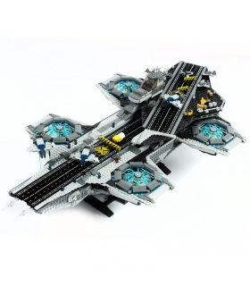 Custom Avengers The SHIELD Helicarrier Compatible Building Bricks Toy Set 3057 Pieces
