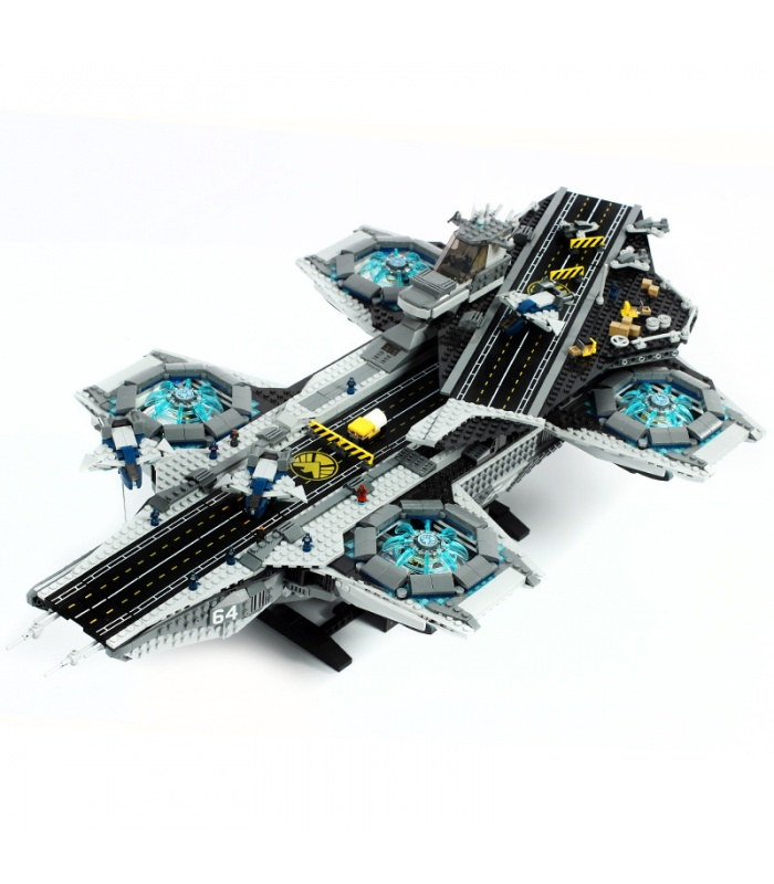 Personnalisé Avengers Le BOUCLIER Helicarrier Compatible Briques de Construction Jouet Jeu 3057 Pièces